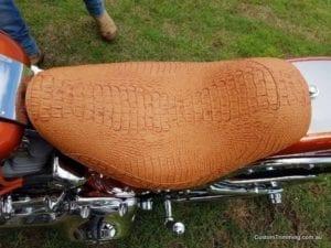 08 Harley Davidson Softail - 1st Seat - 8