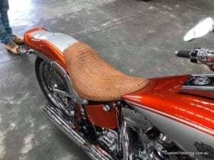 08 Harley Davidson Softail - 2nd Seat - 2