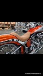 08 Harley Davidson Softail - 2nd Seat - 8