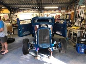 1932 3-window Ford Hot Rod 9