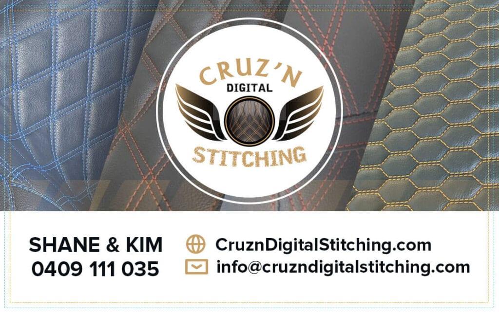 Cruzn Digital Stitching Business Details