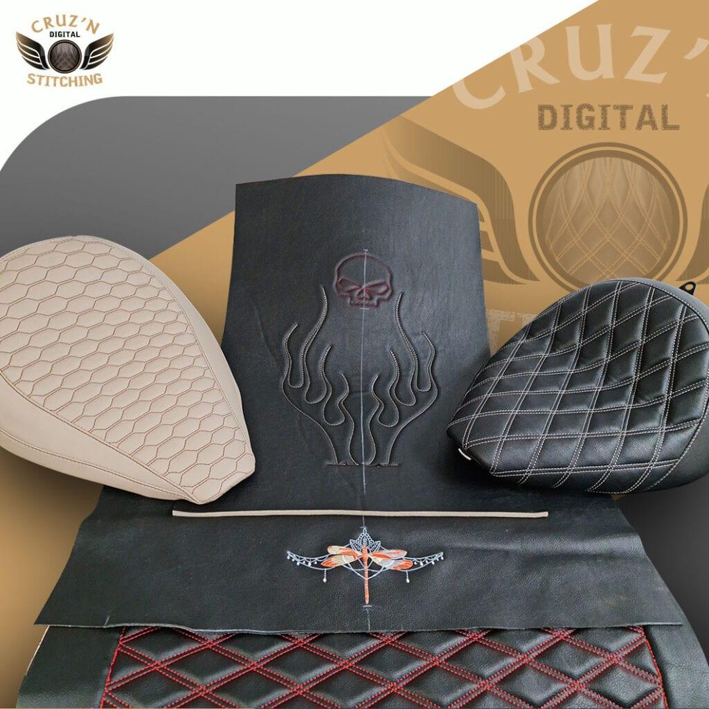Cruzn Digital Stitching Designs