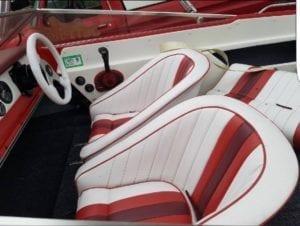 Jet Ski Seat Restored